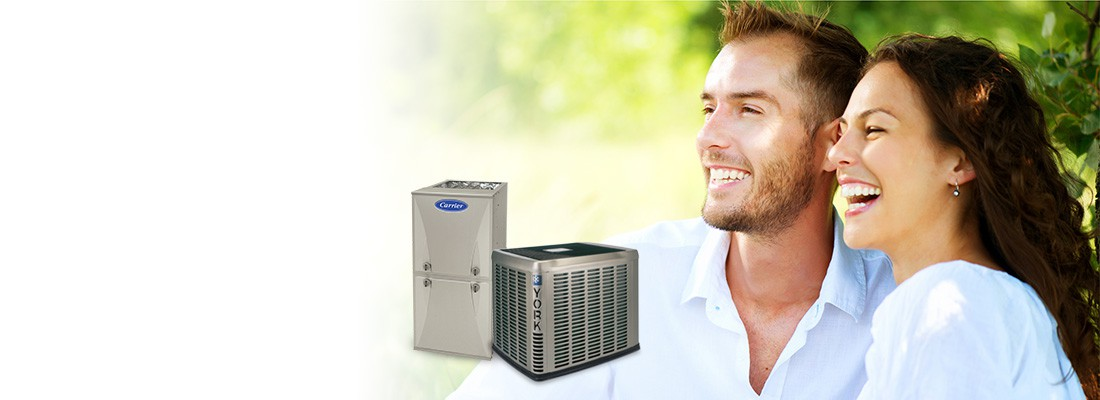 Carrier furnace & York air conditioner